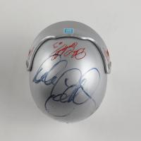 Dale Earnhardt Sr. Signed NASCAR Micro-Helmet (JSA COA) (See Description) at PristineAuction.com