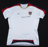 Brandi Chastain Signed Team USA Jersey (PSA COA) at PristineAuction.com