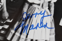 """Karl Slover, Jerry Maren & Mickey Carroll Signed """"The Wizard of Oz"""" 16x18 Photo With Inscription (JSA COA) at PristineAuction.com"""