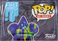 """Mickey Mouse - """"Fantasia"""" 80th Anniversary - Sorcerer Mickey #15 Funko Pop! Art Series Vinyl Figure with High-Quality Pop! Protector at PristineAuction.com"""