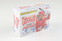2021 Topps Series 1 Baseball Retail Exclusive Mega Box with (256) Cards at PristineAuction.com