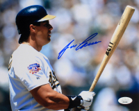 Jose Canseco Signed Athletics 8x10 Photo (JSA COA) at PristineAuction.com