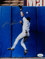 Jose Canseco Signed Rangers 8x10 Photo (JSA COA) at PristineAuction.com