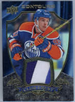 Connor McDavid 2015-16 Upper Deck Contours Club Crest Jerseys Patch #CC15 at PristineAuction.com
