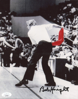 Bobby Knight Signed Indiana Hoosiers 8x10 Photo (JSA COA) at PristineAuction.com