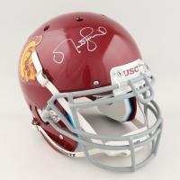 Matt Leinart Signed USC Trojans Full-Size Authentic On-Field Helmet (JSA COA) at PristineAuction.com