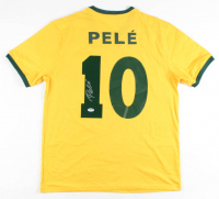 Pele Signed Jersey (PSA COA) at PristineAuction.com