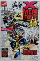 "Stan Lee Signed 1993 ""X-Men Unlimited"" Issue #1 Marvel Comic Book (JSA Hologram) at PristineAuction.com"