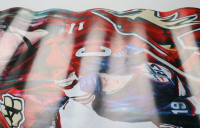 Shane Doan Signed Coyotes 18x26 Poster (JSA COA) (See Description) at PristineAuction.com