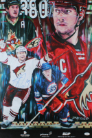 """Shane Doan Signed """"Coyotes"""" 18x26 Poster (JSA COA) (See Description) at PristineAuction.com"""