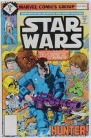 "1978 ""Star Wars The Hunter"" Issue #16 Marvel Comic Book at PristineAuction.com"