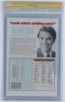 """Stan Lee Signed 1976 """"Spectacular Spider-Man"""" Issue #1 Marvel Comic Book (CGC Encapsulated - 9.4) at PristineAuction.com"""