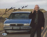 """Jonathan Banks Signed """"Breaking Bad"""" 8x10 Photo Inscribed """"Mike"""" (Beckett Hologram) at PristineAuction.com"""