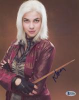 "Natalia Tena Signed ""Harry Potter"" 8x10 Photo (Beckett Hologram) at PristineAuction.com"