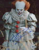 "Bill Skarsgard Signed ""It"" 8x10 Photo (Beckett Hologram) at PristineAuction.com"