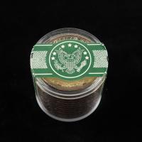 Ballistic Roll of (12) Uncirculated Danbury Mint John Tyler Presidential Dollars at PristineAuction.com