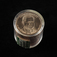 Ballistic Roll of (12) Uncirculated Danbury Mint Herbert Hoover Presidential Dollars at PristineAuction.com