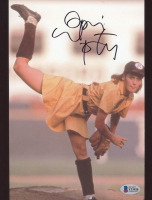 """Lori Petty Signed """"A League of Their Own"""" 8x10 Photo (Beckett Hologram) at PristineAuction.com"""