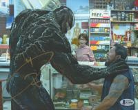 "Tom Hardy Signed ""Venom"" 8x10 Photo (Beckett Hologram) at PristineAuction.com"