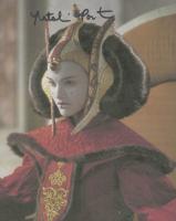 "Natalie Portman Signed ""Star Wars: The Phantom Menace"" 6x8 Photo (AutographCOA LOA) at PristineAuction.com"