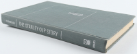 """NHL Hall of Famers """"The Stanley Cup Story"""" Hard-Cover Book Signed by (14) with Gordie Howe, Ted Lindsay, Jaromir Jagr, Sid Abel, Henri Richard, Mush March (JSA LOA) at PristineAuction.com"""