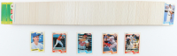 1990 Fleer Baseball Complete Set of (672) Cards at PristineAuction.com