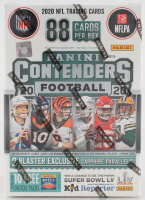 2020 Panini Contenders Football Fanatics Blaster Box with (11) Packs at PristineAuction.com