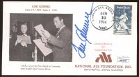 Tom Seaver Signed Lou Gehrig National ALS Foundation Envelope (JSA COA) at PristineAuction.com