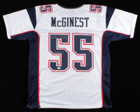 "Willie McGinest Signed Jersey Inscribed ""3x SBC!"" (JSA COA) at PristineAuction.com"