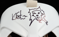 """Kevin Eastman Signed TMNT """"Casey Jones"""" Full-Size Mask with Hand-Drawn Sketch (Beckett COA) at PristineAuction.com"""