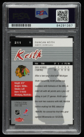 Duncan Keith Signed 2005-06 Ultra #211 RC (PSA Encapsulated) at PristineAuction.com