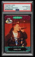 Vanilla Ice Signed 1991 YO! MTV Raps Complete Series #88 (PSA Encapsulated) at PristineAuction.com