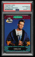 Vanilla Ice Signed 1991 YO! MTV Raps Complete Series #86 (PSA Encapsulated) at PristineAuction.com