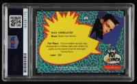Vanilla Ice Signed 1991 YO! MTV Raps Complete Series #89 (PSA Encapsulated) at PristineAuction.com
