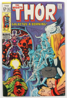 """Vintage 1969 """"Thor"""" Vol. 1 Issue #162 Marvel Comic Book (See Description) at PristineAuction.com"""