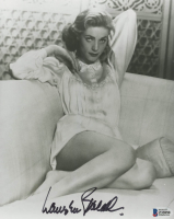 Lauren Bacall Signed 8x10 Photo (Beckett COA) at PristineAuction.com