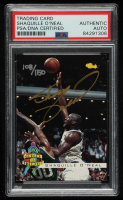 Shaquille O'Neal Signed 1994 Classic #69 CEN (PSA Encapsulated) at PristineAuction.com