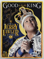 "Jerry Lawler Signed ""It's Good To Be The King"" DVD Case Inscribed ""King"" & ""WWE HOF 07"" (Beckett COA) at PristineAuction.com"
