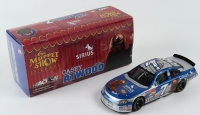 Casey Atwood Signed LE #7 Sirius Satellite Radio / Muppets 25th Anniversary 2002 Intrepid R/T 1:24 Diecast Metal Car (Beckett COA) at PristineAuction.com