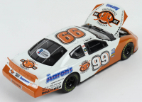 Michael Waltrip Signed #99 2005 Texas Longhorns National Champions / Aaron's 2006 Dodger Charger 1:24 Diecast Car (Beckett COA) at PristineAuction.com