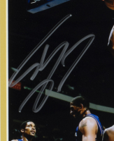 Shaquille O'Neal Signed Lakers 8x10 Custom Framed Photo Display (Beckett COA) at PristineAuction.com