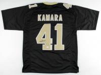 Alvin Kamara Signed Jersey (JSA COA) at PristineAuction.com