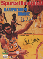Kareem Abdul-Jabbar Signed LE Lakers 8.5x11 Photo (Beckett COA) at PristineAuction.com
