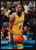 Kobe Bryant 1996-97 Stadium Club Rookies 1 #R12 at PristineAuction.com