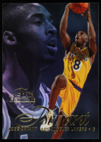 Kobe Bryant 1996-97 Flair Showcase Row 2 #31 RC at PristineAuction.com
