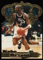 Kobe Bryant 1996 Pacific Power Gold Crown Die Cuts #GC3 at PristineAuction.com
