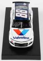 Alex Bowman Signed 2019 NASCAR #88 Valvoline Patriotic - 1:24 Premium Action Diecast Car (PA COA) (See Description) at PristineAuction.com