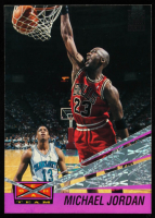 Michael Jordan 1993-94 Stadium Club Beam Team #4 at PristineAuction.com