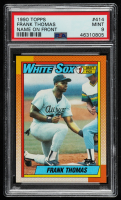 Frank Thomas 1990 Topps #414 RC (PSA 9) at PristineAuction.com