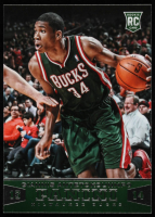 Giannis Antetokounmpo 2013-14 Panini #194 RC at PristineAuction.com